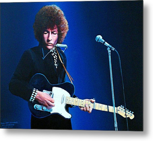 Bob For Suzanne Metal Print