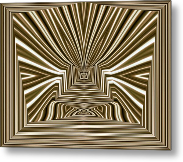 Bourie Metal Print by Danny Lally