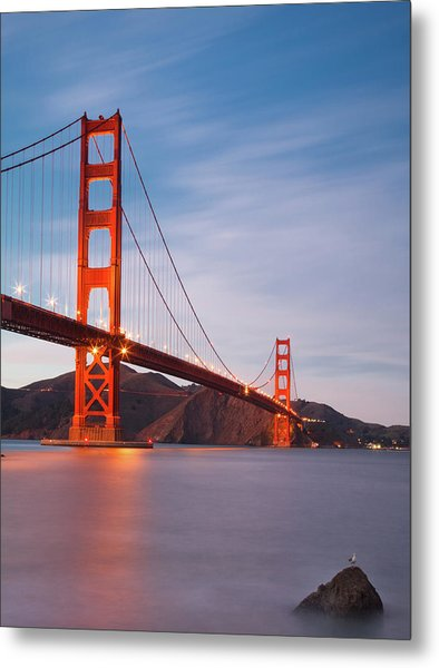 Bridge Over Milky Bay Metal Print by Sean Duan