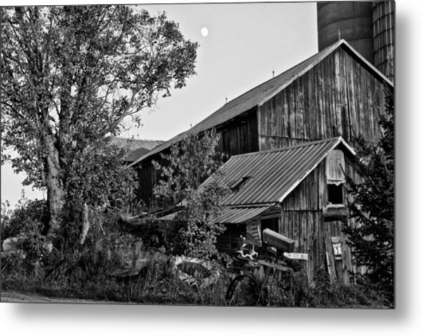 Brownies Barn  Metal Print