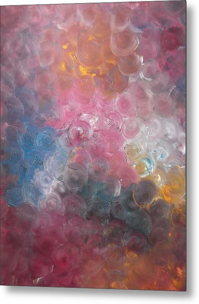Bubblewrap Metal Print by Sharon Tuff