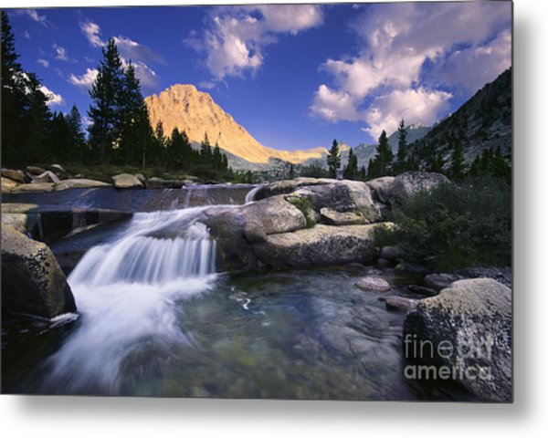 Bubbs Creek Metal Print by Buck Forester