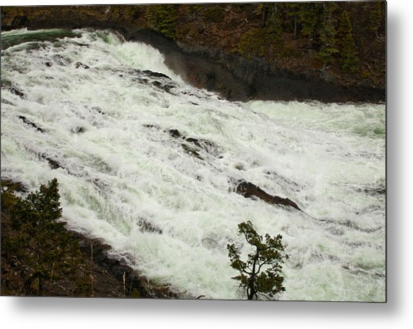 Canadian River 1746 Metal Print by Larry Roberson