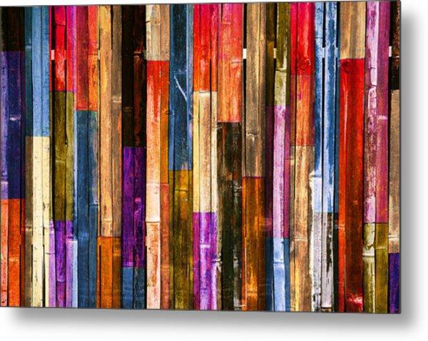 Candy Color Wood Wall Background Photograph By Kritiya Sumpun