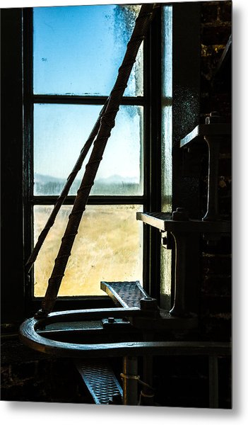 Cape Blanco Lighthouse 3 Metal Print
