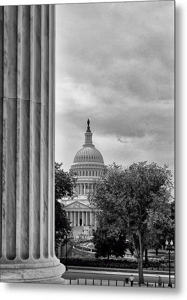 Capitol View Metal Print by Boyd Alexander