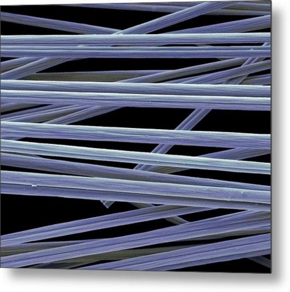 Carbon Fibres, Sem Metal Print