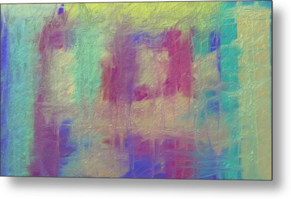 Caribbean Light Metal Print by Sula Chance