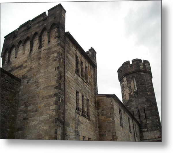 Castle Penitentiary Metal Print