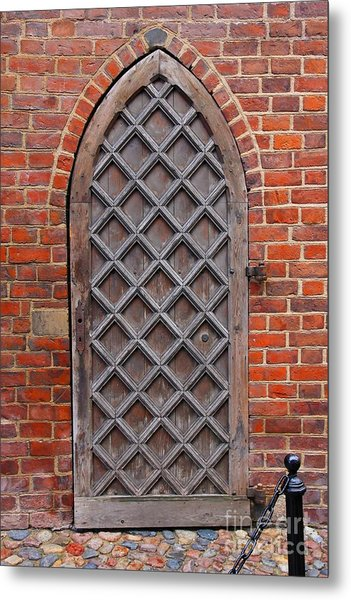 Cathedral Door In Gdansk Photograph By Sophie Vigneault