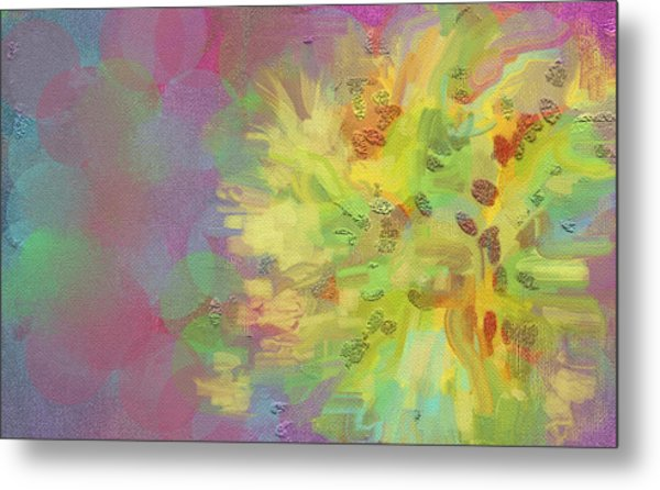 Central Sun Of The Galaxy Metal Print