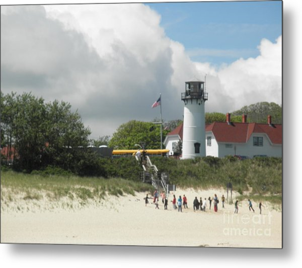 Chatham One Metal Print