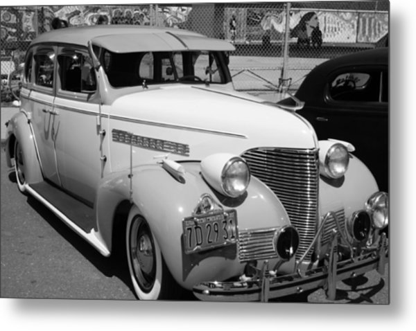 Chevy '39 Metal Print