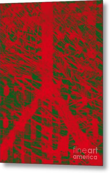 Christmas Peace Metal Print by Robert Haigh