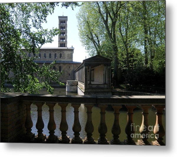 Church Of Peace. Sanssouci Metal Print by Tanya  Searcy