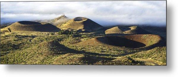 Cinder Cones, Mauna Kea, Hawaii Metal Print