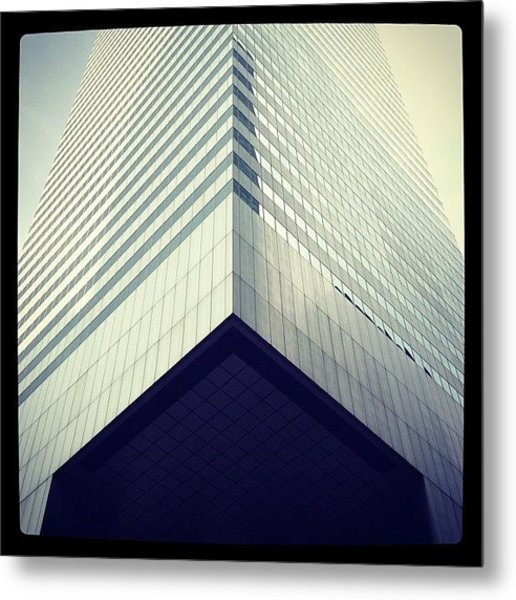 Citicorp Metal Print