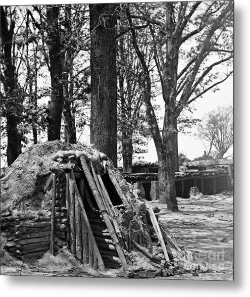 Civil War: Fort Steadman Metal Print