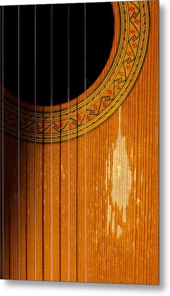 Classical Spanish Guitar Metal Print