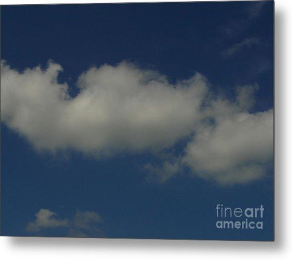 Cloud 005 Metal Print by Lyle Bonn