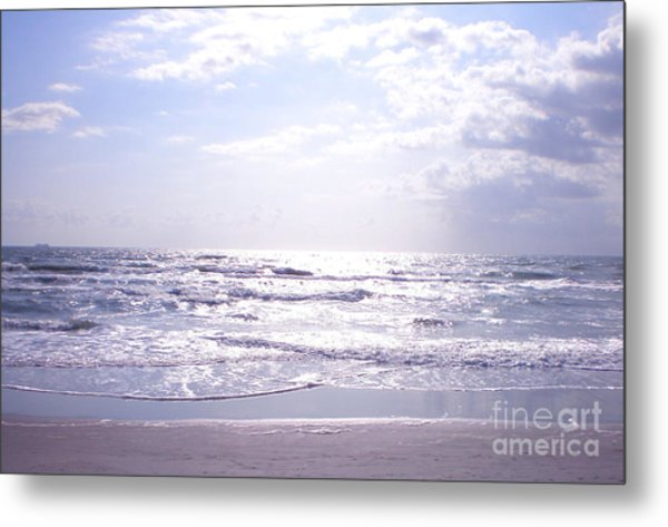Cocoa Beach Afternoon Metal Print