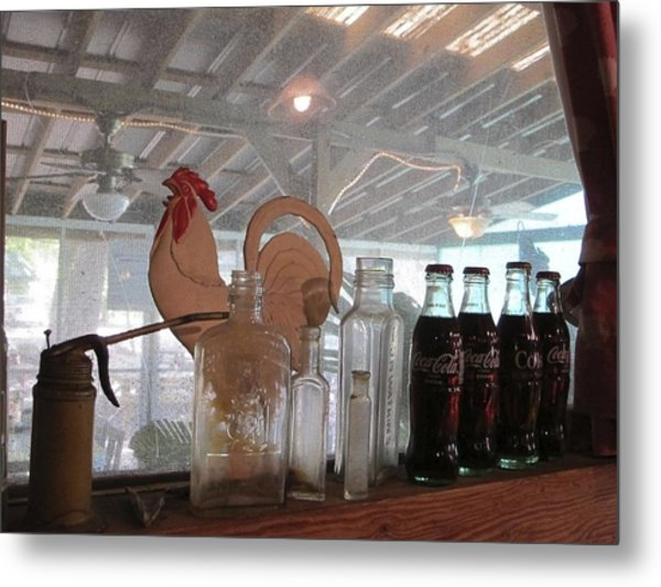 Metal Print featuring the photograph Cococola by Ralph Jones