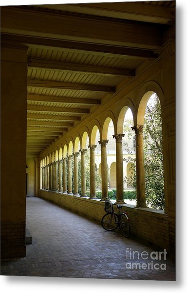Colonnade Metal Print by Tanya  Searcy