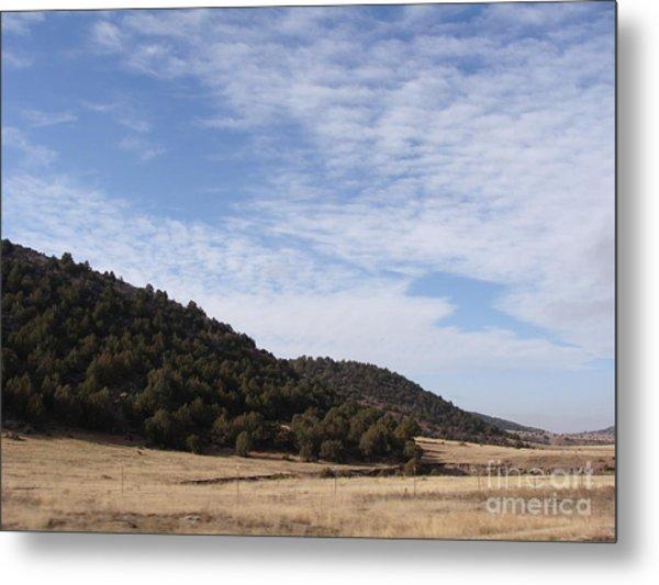 Colorado Outlands Metal Print by Jack Norton