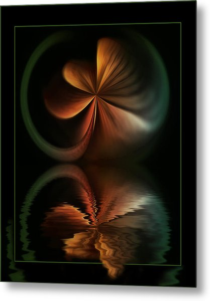 Colorful Fantasy Metal Print