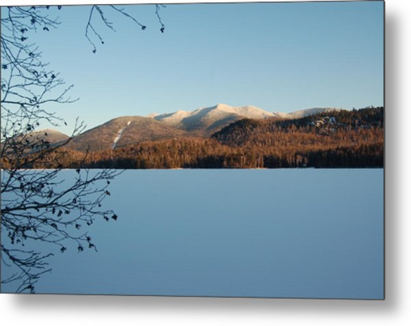 Connery Pond Metal Print