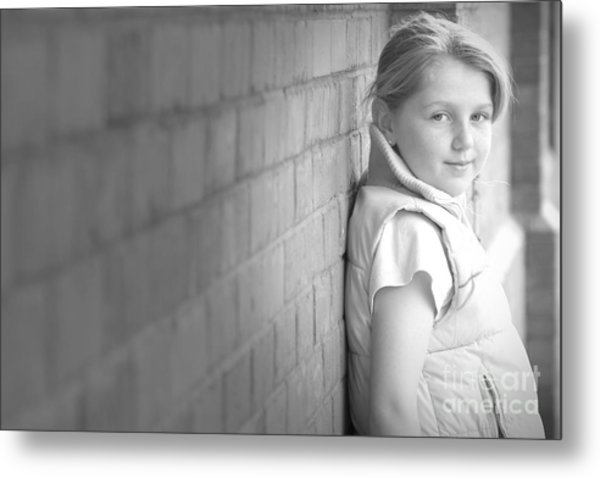 Cool Or What Metal Print by Alexander Photography