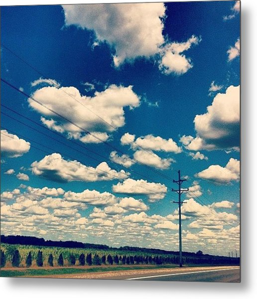 Countryside Metal Print