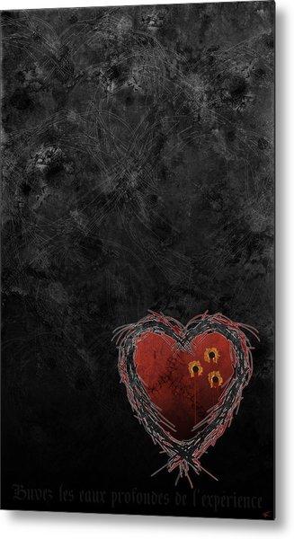Cupid's Upgrade Metal Print