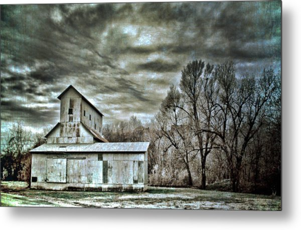Dark Skies Metal Print by Elizabeth Wilson