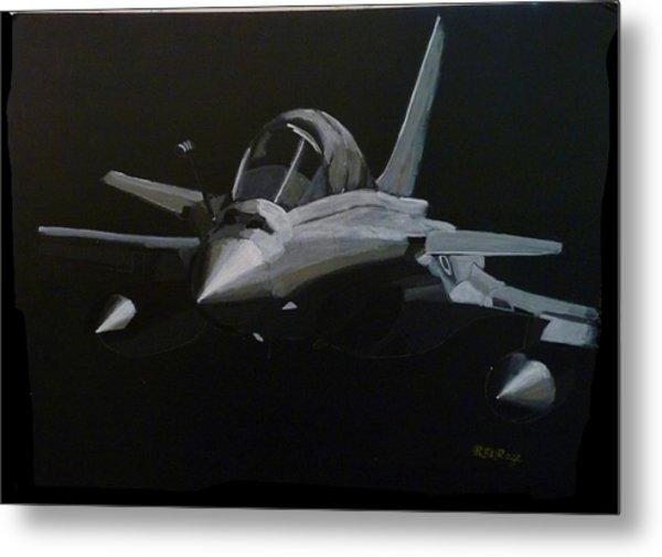 Dassault Rafale Metal Print