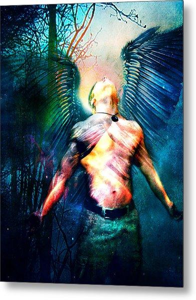 Dawning Angel Metal Print