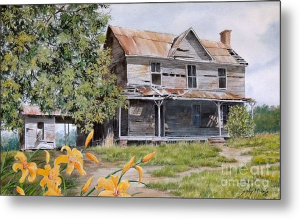 Days Gone By...sold Metal Print