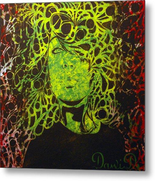 Delusional Metal Print by Martin DawiDs