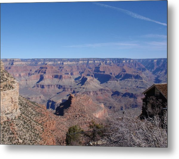 Depth Of Time Metal Print by