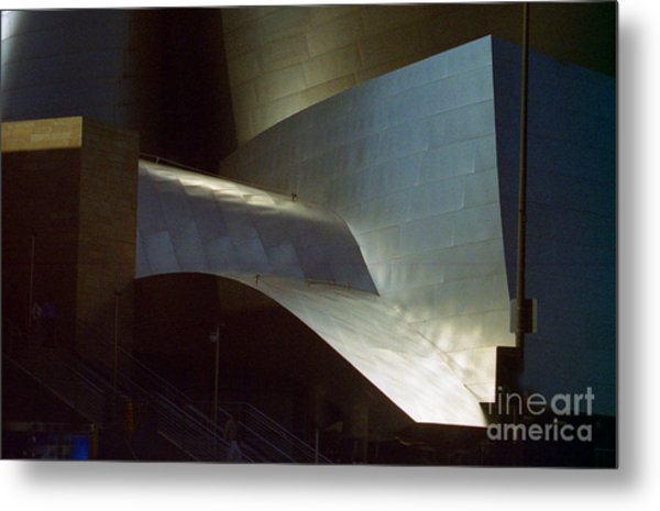 Disney At Dusk 2 Metal Print by Ron Javorsky