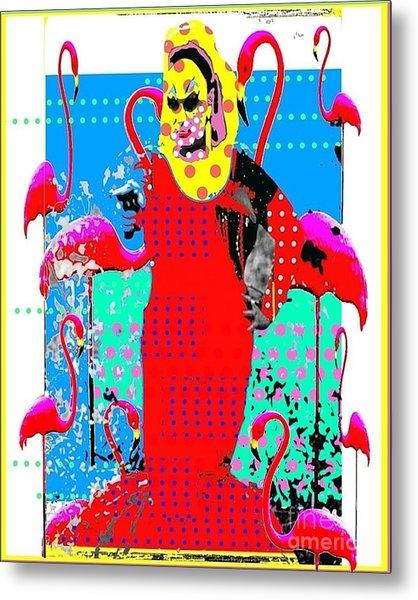 Divine Metal Print by Ricky Sencion