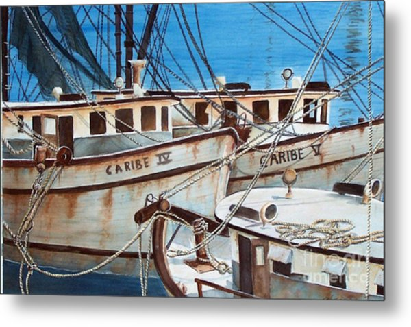 Dockside    Sold Prints Available Metal Print