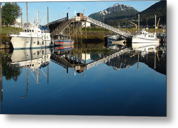 Does Anyone Have A Mirror Metal Print by Susan Stephenson