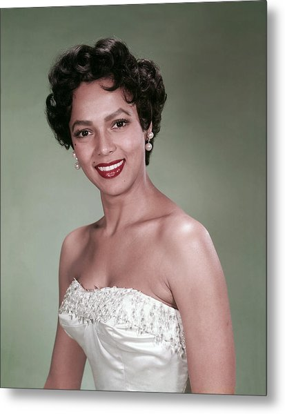 Dorothy Dandridge, 1954 Metal Print by Everett