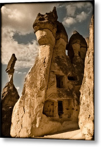 Pasabag Valley, Turkey - Dragon Rock Metal Print
