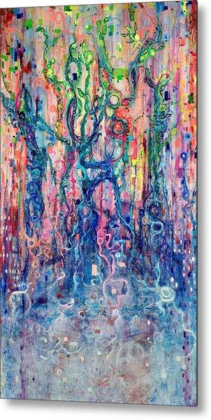 Dream Of Our Souls Awake Metal Print