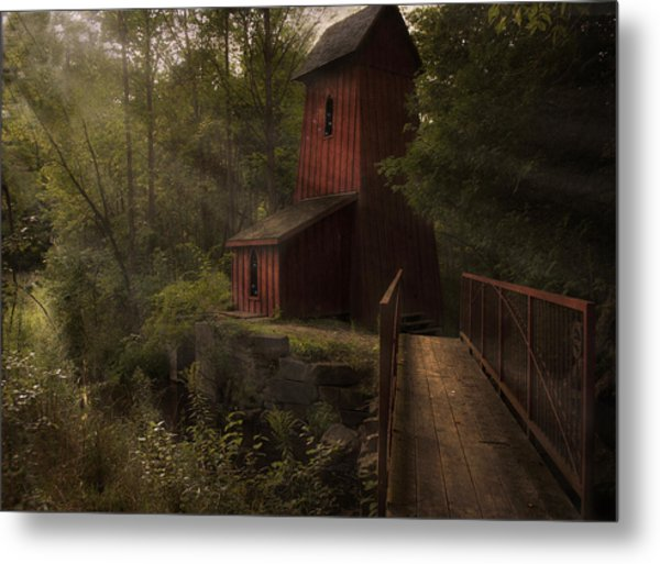 Dreamkeepers Hideaway Metal Print
