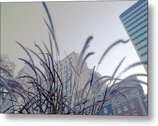 Dreamy City Metal Print