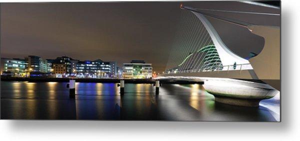 Dublin City Metal Print by Brendan O Neill