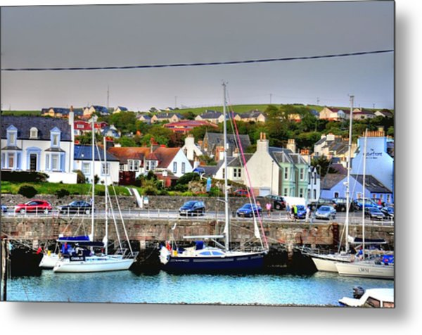 Early Evening Metal Print